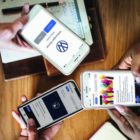 Jak zbudowaliśmy aplikację mobilną do komunikacji dla Volkswagen Poznań?